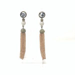 Anthropologie x BaubleBar Tassel Earrings